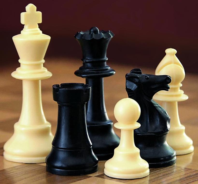 Úspech v šachu