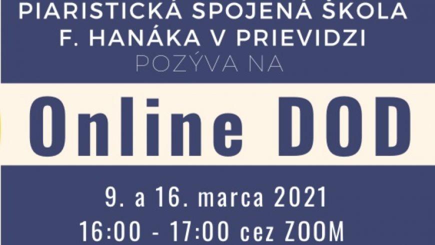 Online DOD 2021